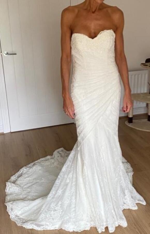 Ellis Bridal | Wedding Dress | Fishtail | C2585
