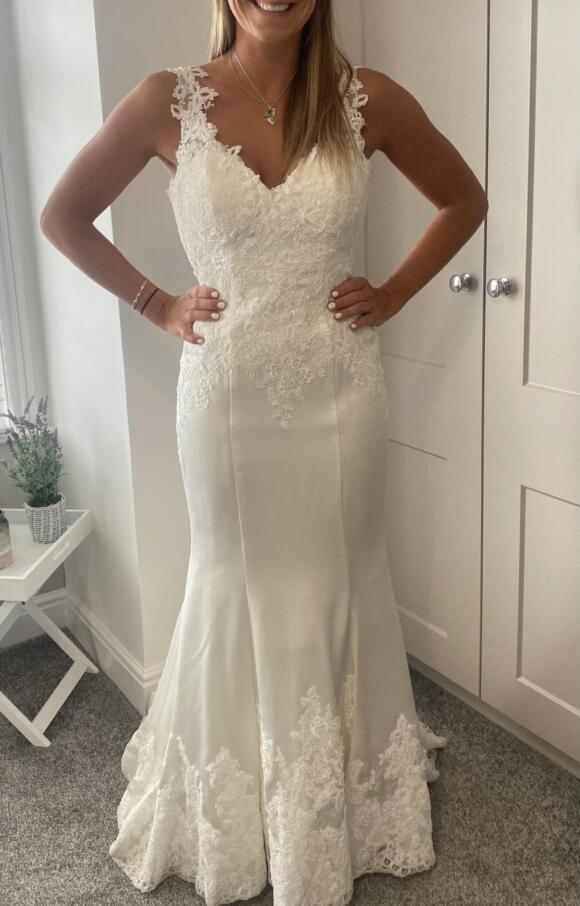 Justin Alexander | Wedding Dress | Fishtail | C2543