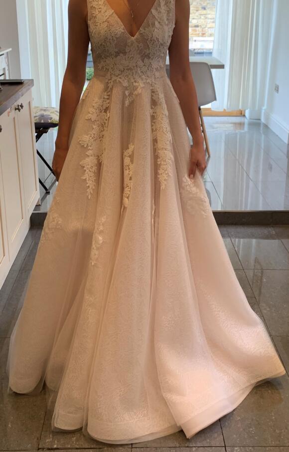 Novia DArt   Wedding Dress   Aline   C2540