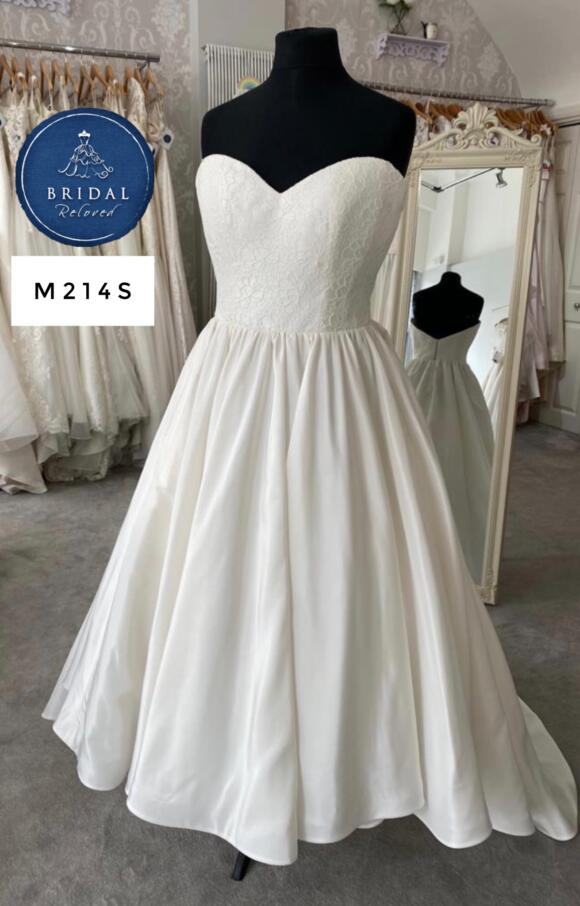 Alan Hannah | Wedding Dress | Aline | M214S