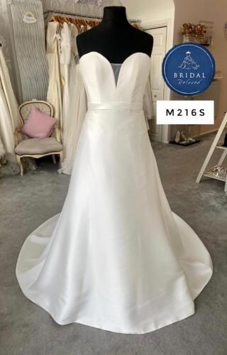 Alan Hannah   Wedding Dress   Aline   M216S