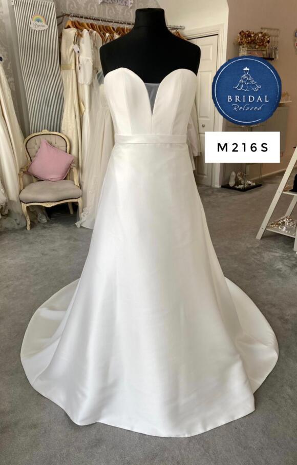 Alan Hannah | Wedding Dress | Aline | M216S
