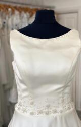 Rita Mae   Wedding Dress   Tea Length   M211S