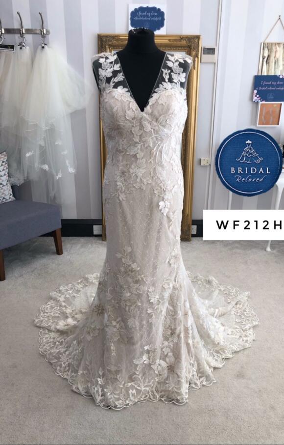 Watters   Wedding Dress   Column   WF212H