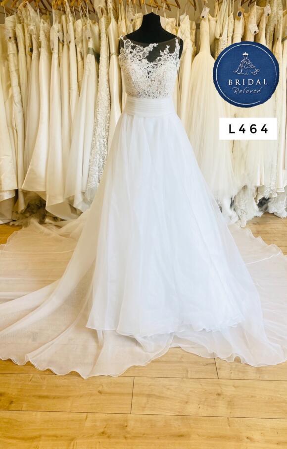Essense of Australia   Wedding Dress   Aline   L464