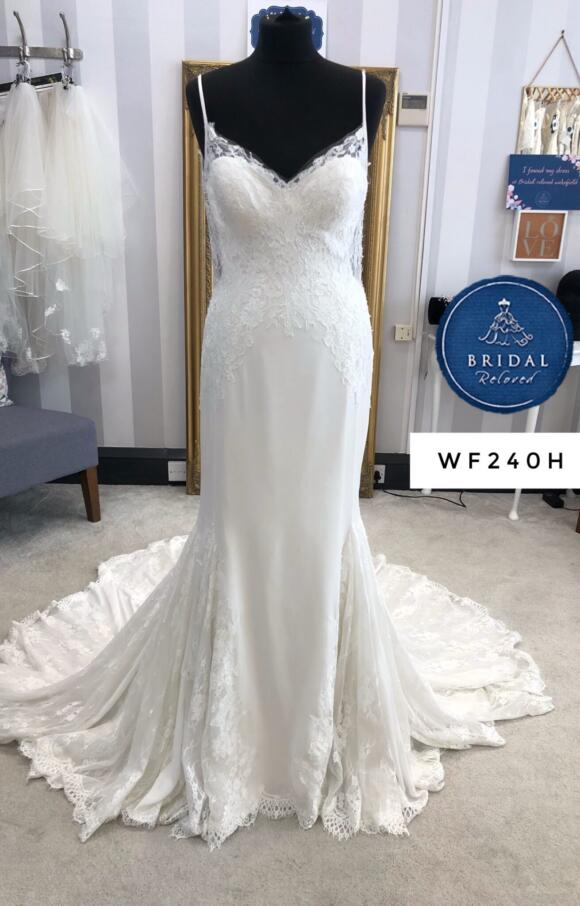 Watters | Wedding Dress | Fit to Flare | WF240H