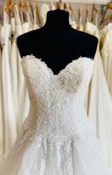 Aurora Nicole | Wedding Dress | Aline | L465G