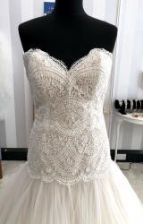 Watters   Wedding Dress   Drop Waist   WF297H