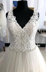 Sophia Bianca | Wedding Dress | Aline | WF318H
