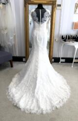 Chloe Jai | Wedding Dress | Fit to Flare | WF323H