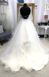 Hayley Paige   Wedding Dress   Aline   WF326H