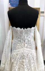 White April | Wedding Dress | Fit to Flare | WF324H