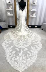 Enzoani | Wedding Dress | Fit to Flare | WF343H