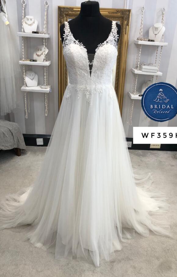 AR Couture | Wedding Dress | Aline | WF359H