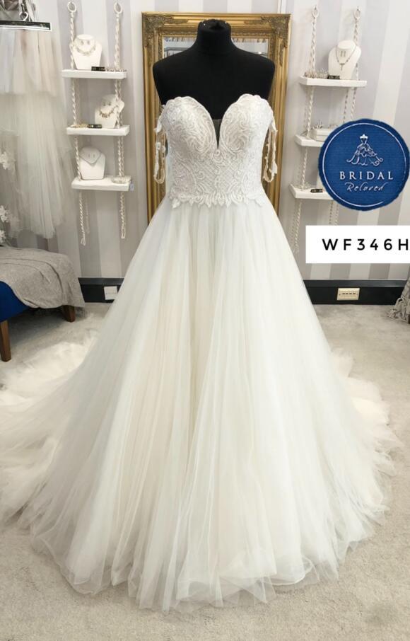 Martina Liana   Wedding Dress   Aline   WF346H