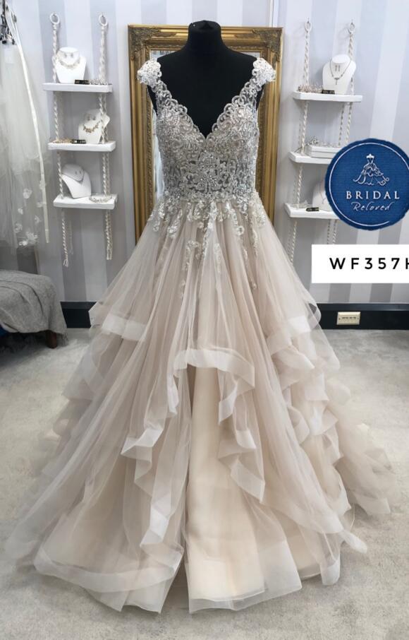 Martina Liana | Wedding Dress | Aline | WF357H