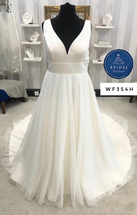 Morilee   Wedding Dress   Aline   WF354H