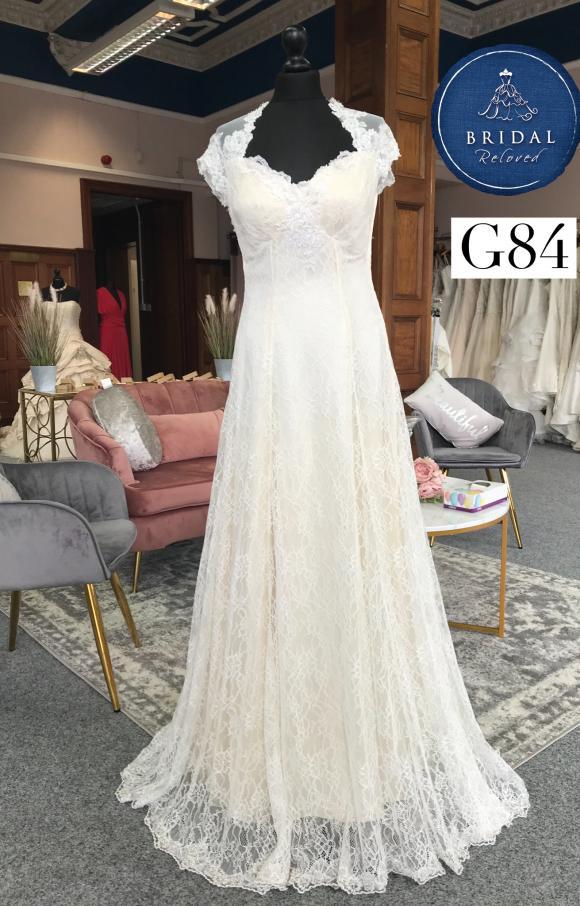 Terry Fox   Wedding Dress   Aline   G84