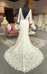 Casablanca   Wedding Dress   Fishtail   G76C