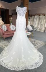 Ronald Joyce   Wedding Dress   Fishtail   G25C