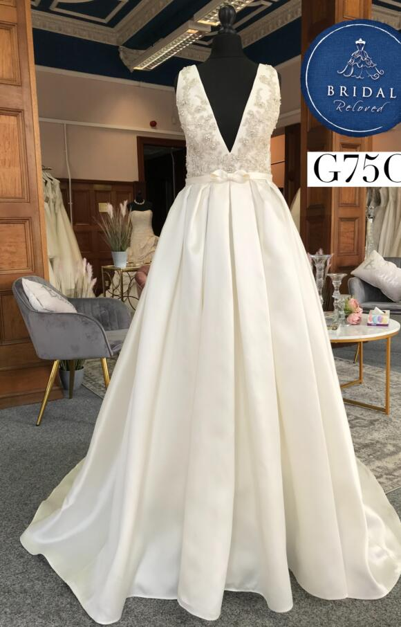 Sottero and Midgley | Wedding Dress | Aline | G75C