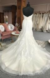 Kenneth Winston | Wedding Dress | Fit to Flare | G81C