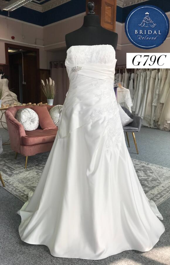 Romantica   Wedding Dress   Aline   G79C