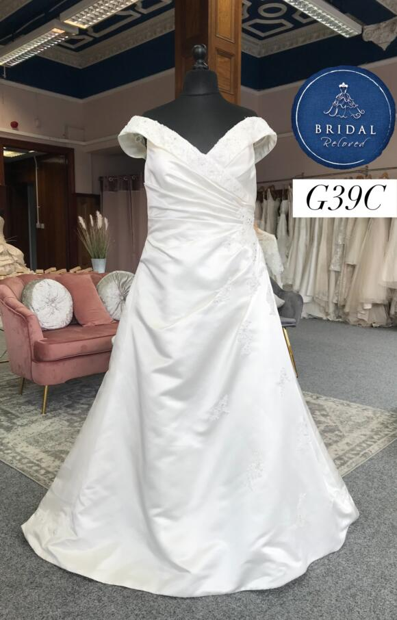 Sincerity | Wedding Dress | Aline | G39C