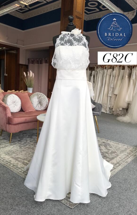 Eternally Yours   Wedding Dress   Aline   G82C