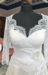 Terry Fox | Wedding Dress | Aline | G86