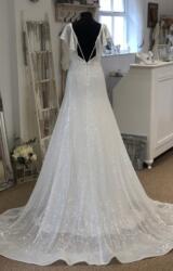Savin | Wedding Dress | Aline | LE371M