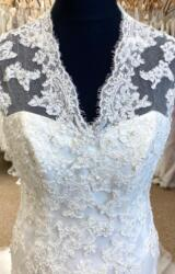 Enzoani | Wedding Dress | Fishtail | LE384M