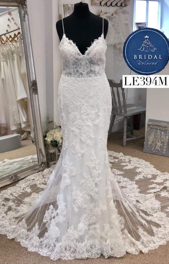 Enzoani | Wedding Dress | Fishtail | LE394M