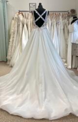 Marys Bridal | Wedding Dress | Aline | LE425M