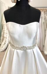 San Patrick   Wedding Dress   Aline   LE428M