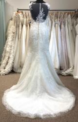 Rosa Clara | Wedding Dress | Fishtail | LE420M