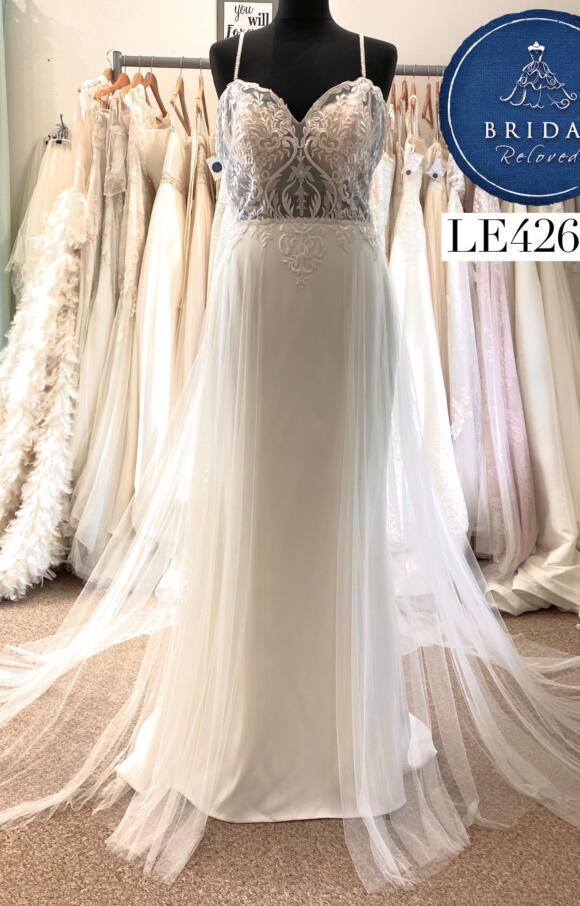 Emma Bridal | Wedding Dress | Aline | LE426M