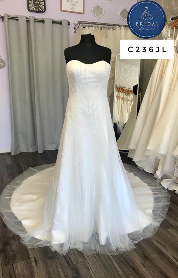 Victoria Kay | Wedding Dress | Aline | C236JL
