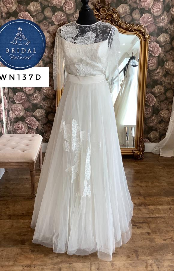 David Fielden | Wedding Dress | Aline | WN137D
