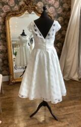 Sassi Holford | Wedding Dress | Tea Length | WN144D