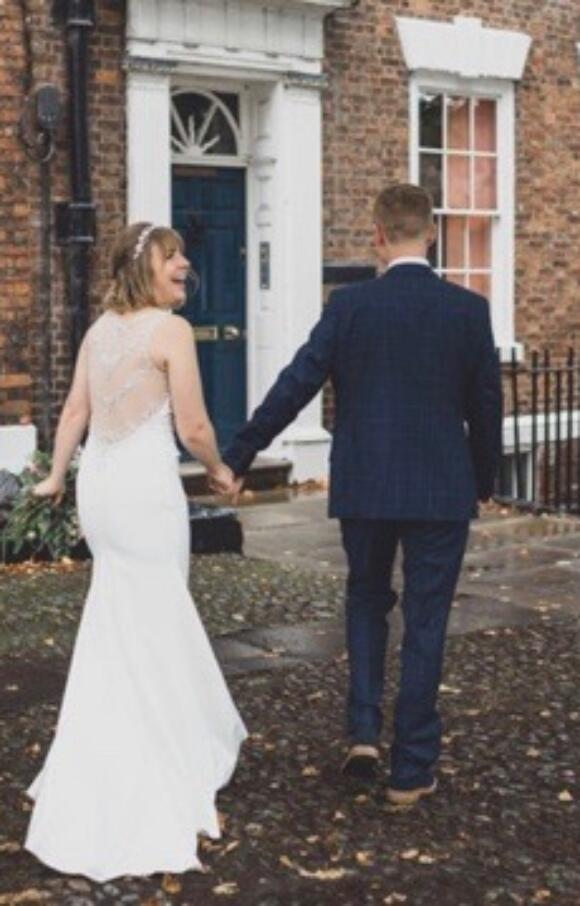 Eternity Bridal | Wedding Dress | Fit to Flare | C2535