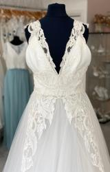 David Fielden   Wedding Dress   Aline   M205S