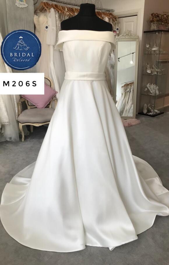 Alan Hannah   Wedding Dress   Aline   M206S