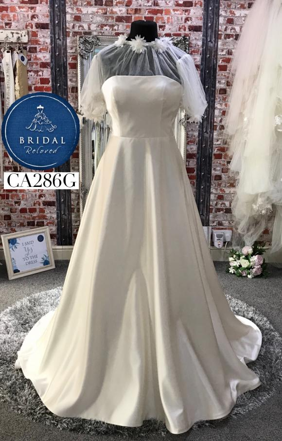 Freda Bennet | Wedding Dress | Aline | CA286G