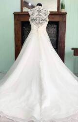 Art Couture   Wedding Dress   Aline   SH294S