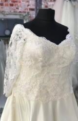 Eternally Yours | Wedding Dress | Aline | CA272G