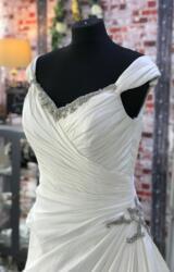 Veromia | Wedding Dress | Aline | CA184G