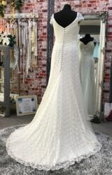 Sassi Holford | Wedding Dress | Fit to Flare | CA158G