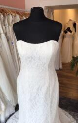 Justin Alexander   Wedding Dress   Fit to Flare   T270F