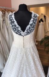 Agnes Bridal | Wedding Dress | Aline | T275F